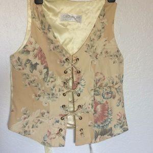 Carol Antone Vintage Vest